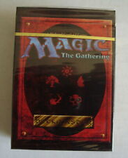 One (1) Magic the Gathering 4th Edition Factory Sealed Starter Deck