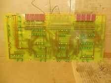 Netstal Control Panel Circuit Board LED 110.240.5975 LED1102405975 Used