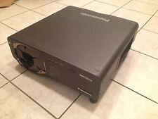 Panasonic PT-D7700U-K HD 720P Projector 7000 LUMENS 3-CHIP DLP NEW FACTORY LAMPS