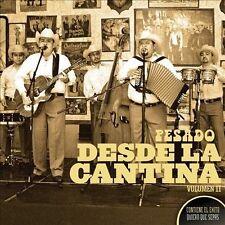 Pesado desde la Cantina Vol 2 CD+DVD Nuevo New  Sealed