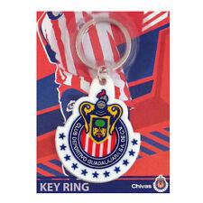 Chivas de Guadalajara Mexico FMF - Official Licensed PVC-Rubber Key Chain