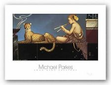 FANTASY ART PRINT Dusk by Michael Parkes