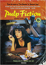 Photo Poster Print Art * All Sizes PULP FICTION CARTOON FUNNY POSTER AD464