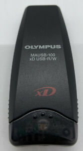 Olympus Camedia MAUSB-100, USB Stick For Reading Olympus/Fuji XD Picture Cards
