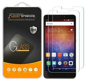 (2 Pack) Supershieldz Designed for Huawei Ascend XT (H1611) Tempered Glass