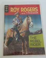 Roy Rogers and Trigger #1 (Apr 1967, Western Publishing) Gold Key  VF