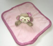 Koala Baby Pink Monkey Security Blanket Lovey Toys R Us