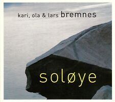 KARI, OLA & LARS BREMNES : SOLOYE / CD - TOP-ZUSTAND