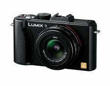 Panasonic Digital Camera Lumix Black Dmc-Lx5-K 1010 Megapixel Optical 3.8
