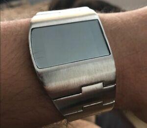 NEW 2021 Military Fashion Digital Electronic Blue LED Men Wrist Watch Luxury