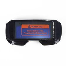 Gafas de Soldadura Oscurecimiento Automático Casco De Seguridad De Protección Gafas Soldador de cubierta