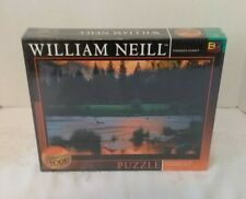 William Neill Jigsaw Puzzle Yosemite Sunset 1000 Pieces Buffalo Games Sealed