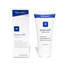 Rejuvaskin RejuvaSil Silicone Scar Gel – Discreetly Improve the Appearance of