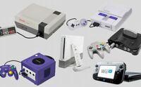 ⭐Nintendo: Wii /  N64 / NES / SNES / GameCube / GameBoy / DS I XL / Wii U /