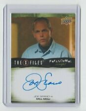 X-Files Ufos and Alien Edition Paranormal Autograph Trading Card Joe Spano