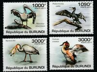 Vögel Burundi Postfrisch 658