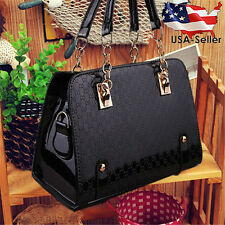 US Stock Women Handbag Shoulder Bags Tote Purse Leather Lady Messenger Hobo Bag