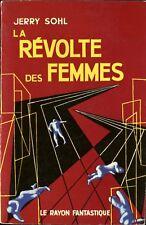 Le Rayon Fantastique 29 - Jerry Sohl - La révolte des femmes - EO 1954