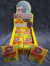 ONE PACKET FLEER 1990-91 SERIES ONE NBA BASKETBALL CARDS - 15 CARDS PER PACKET