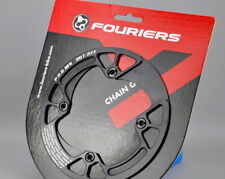 FOURIERS CNC BCD104 Mountain Bike MTB Chainring Bash Guard fit 30-40T Bicycle