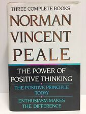 Norman Vincent Peale 3 Complete Books in 1 - Power of Positive Thinking ETC