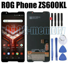 Für 6 Inch Asus ROG Phone ZS600KL LCD Display Touch Screen Assembly Schwarz RHDE