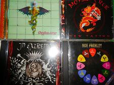 HEAVY METAL CD    8  STÜCK   1997-2014   1218