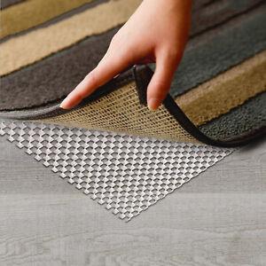 Mockins Premium Grip and Non Slip Rug Pad 4 x 6 feet Area Rug Pad