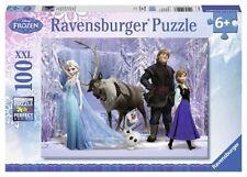 Ravensburger in The Realm of Snow 100 Pcs XXL Disney Frozen