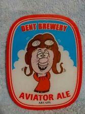 Dent Aviator Ale pump clip front