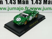 FER13 voiture 1/43 IXO altaya : FERRARI 250 LM - 24 Heures du Mans
