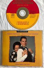 FREDDIE MERCURY/Queen -How Can I Go On- Rare Original UK CD Single