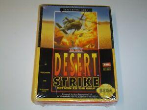 DESERT STRIKE SEGA GENESIS AMERICAN NTSC -Read Description- *BRAND NEW*