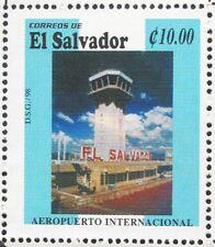 EL SALVADOR 1998 MNH SC 1479 EL SALVADOR INT´L AIRPORT