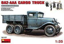 Miniart 35127 GAZ-AAA Cargo Truck 1:35 New