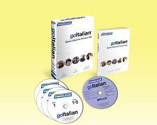 Pimsleur Italian Language 5 CD + 155 pages Book