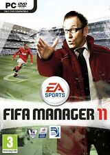 Fifa Manager 2011 (PC DVD).