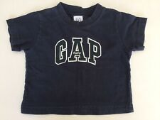 Baby Gap Logo Tee Shirt Short Sleeve Top T Boys Size 3-6 Month Euc