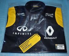 chemise manches courtes RENAULT SPORT FORMULA ONE TEAM REPLICA F1 taille S neuf