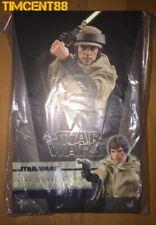 Ready! Hot Toys MMS516 Star Wars Return of the Jedi Luke Skywalker Endor 1/6 New