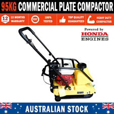 NEW Genuine Honda Powered 95 KG Plate Compactor Wacker Packer Industrial