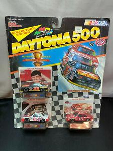 Racing Champions Daytona 500 1/64 Diecast NASCAR Set Davey Allison Bodine