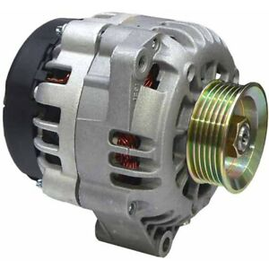 NEW ALTERNATOR HIGH OUTPUT 200 Amp 2.2L S10 TRUCK LLV 98 99 00 01 02 03  SONOMA