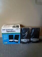 New Axis Multimedia Speakers