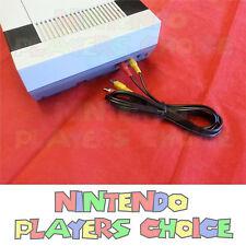 NES TV AV A/V Cable Audio Video Original Nintendo System Replace the RF Switch