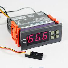 240V AC Digital Air Humidity Control Controller Sensor Meter Hygrometer WH8040