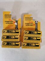 Lot of 6 Vintage KODAK MAGICUBE Extender Extension No. C177 USA