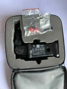 Tesla Model X Tow Hook Trailer Hitch Receiver Carry Case & Keys 1027582-00-A OEM