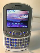 Alcatel One Touch OT-358 - White (Unlocked) Smartphone Mobile