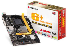 BIOSTAR A960d V2 AMD 890gx Socket Am3 Micro ATX Motherboard